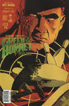 Cover Thumbnail for Green Hornet: Year One (2010 series) #12 [Francesco Francavilla chase cover]
