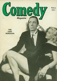 Cover Thumbnail for Comedy (Marvel, 1951 ? series) #8
