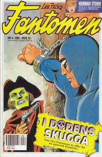 Cover Thumbnail for Fantomen (Semic, 1963 series) #4/1992