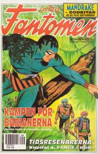 Cover Thumbnail for Fantomen (Semic, 1963 series) #9/1992