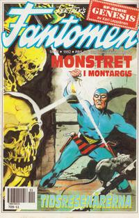 Cover Thumbnail for Fantomen (Semic, 1963 series) #11/1992