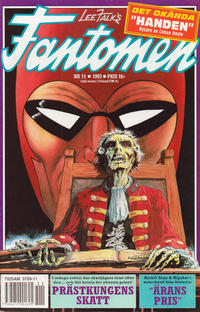 Cover Thumbnail for Fantomen (Semic, 1963 series) #11/1993
