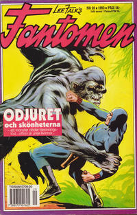 Cover Thumbnail for Fantomen (Semic, 1963 series) #20/1993