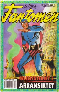 Cover Thumbnail for Fantomen (Semic, 1963 series) #23/1993