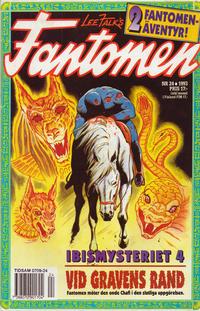 Cover Thumbnail for Fantomen (Semic, 1963 series) #24/1993