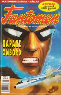 Cover for Fantomen (Semic, 1963 series) #15/1994