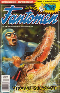Cover Thumbnail for Fantomen (Semic, 1963 series) #17/1994