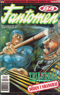 Cover Thumbnail for Fantomen (Semic, 1963 series) #22/1994