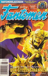 Cover Thumbnail for Fantomen (Semic, 1963 series) #6/1996