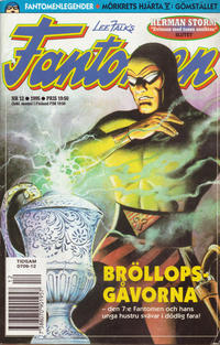 Cover Thumbnail for Fantomen (Semic, 1963 series) #12/1995