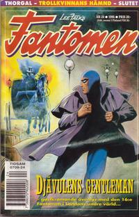 Cover Thumbnail for Fantomen (Semic, 1963 series) #24/1995
