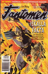Cover Thumbnail for Fantomen (Semic, 1958 series) #23/1995