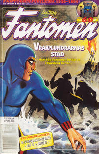 Cover Thumbnail for Fantomen (Semic, 1963 series) #3/1996