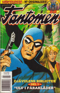Cover Thumbnail for Fantomen (Semic, 1963 series) #5/1996
