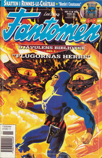 Cover Thumbnail for Fantomen (Semic, 1963 series) #11/1996