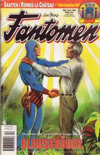 Cover Thumbnail for Fantomen (Semic, 1963 series) #12/1996