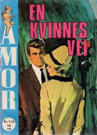 Cover Thumbnail for Amor (Serieforlaget / Se-Bladene / Stabenfeldt, 1961 series) #10/1968