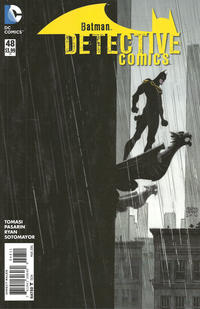 Cover Thumbnail for Detective Comics (DC, 2011 series) #48