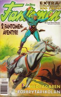 Cover Thumbnail for Fantomen (Egmont, 1997 series) #10/1998