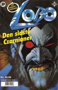 Cover Thumbnail for Lobo: Den sidste Czarnianer (Semic Interpresse, 1995 series)