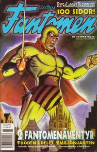Cover Thumbnail for Fantomen (Egmont, 1997 series) #6/1998