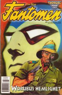 Cover Thumbnail for Fantomen (Egmont, 1997 series) #8/1998