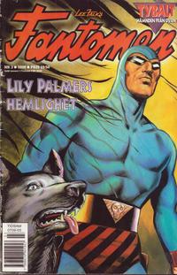 Cover Thumbnail for Fantomen (Egmont, 1997 series) #3/1998