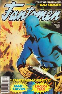 Cover Thumbnail for Fantomen (Egmont, 1997 series) #22/1997