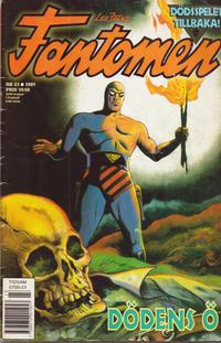 Cover Thumbnail for Fantomen (Egmont, 1997 series) #23/1997
