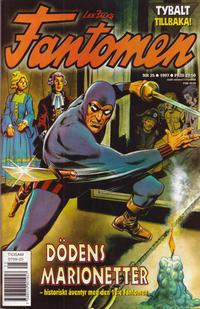 Cover Thumbnail for Fantomen (Egmont, 1997 series) #25/1997
