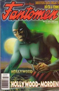 Cover Thumbnail for Fantomen (Egmont, 1997 series) #5/1998