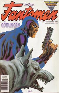 Cover Thumbnail for Fantomen (Egmont, 1997 series) #7/1998