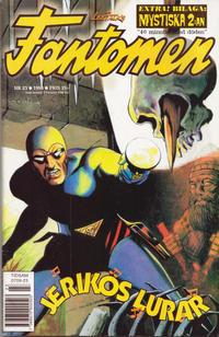 Cover Thumbnail for Fantomen (Egmont, 1997 series) #23/1998