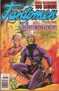 Cover Thumbnail for Fantomen (Egmont, 1997 series) #26/1998