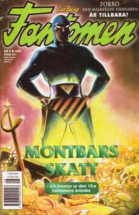Cover Thumbnail for Fantomen (Egmont, 1997 series) #8/1999