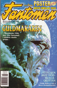 Cover Thumbnail for Fantomen (Egmont, 1997 series) #15/1999