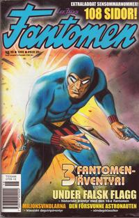 Cover Thumbnail for Fantomen (Egmont, 1997 series) #18/1999