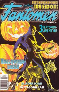 Cover Thumbnail for Fantomen (Egmont, 1997 series) #22/1999
