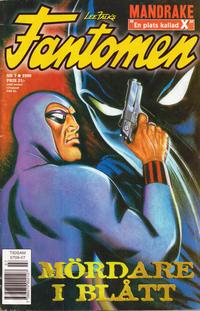 Cover Thumbnail for Fantomen (Egmont, 1997 series) #7/1999