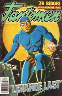 Cover Thumbnail for Fantomen (Egmont, 1997 series) #23/1999