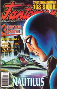 Cover Thumbnail for Fantomen (Egmont, 1997 series) #14/1999