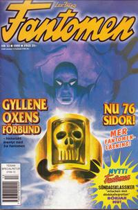 Cover Thumbnail for Fantomen (Egmont, 1997 series) #13/1999