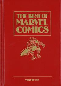 Cover Thumbnail for The Best of Marvel Comics (Marvel, 1987 series) #1