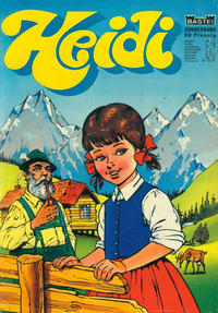 Cover Thumbnail for Bastei Sonderband (Bastei Verlag, 1970 series) #[3] - Heidi