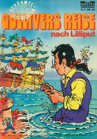 Cover Thumbnail for Bastei Sonderband (Bastei Verlag, 1970 series) #4 - Gullivers Reise nach Lilliput