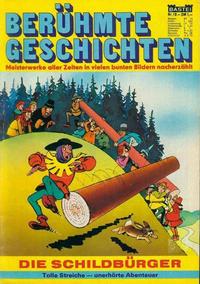 Cover Thumbnail for Bastei Sonderband (Bastei Verlag, 1970 series) #19 - Die Schildbürger