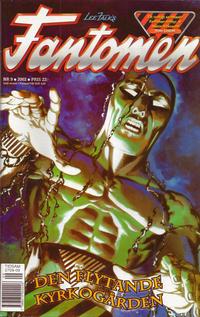 Cover Thumbnail for Fantomen (Egmont, 1997 series) #9/2002