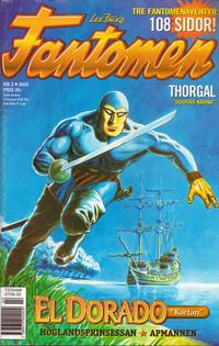 Cover Thumbnail for Fantomen (Egmont, 1997 series) #2/2002