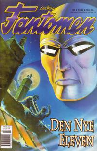 Cover Thumbnail for Fantomen (Egmont, 1997 series) #4/2002