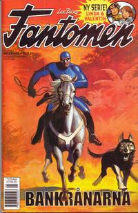 Cover Thumbnail for Fantomen (Egmont, 1997 series) #5/2002